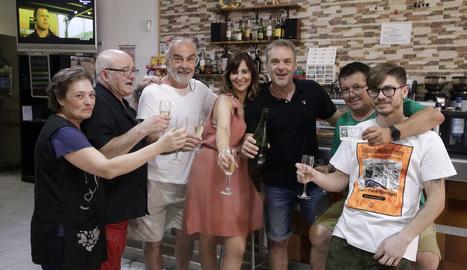 Més de 10 milions van caure al Pla d'Urgell al juliol.