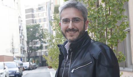Miquel Bonastre, candidat de Vox al Congrés per Lleida.
