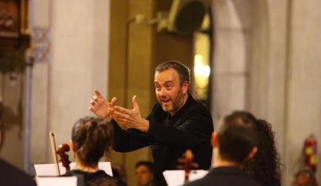 """Pedro Pardo: """"La música ha servit per fer revolucions i és un art que ens ajuda a tirar endavant"""""""