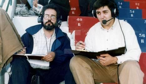 Jordi Guardiola i José Carlos Monge, en una imatge d'arxiu