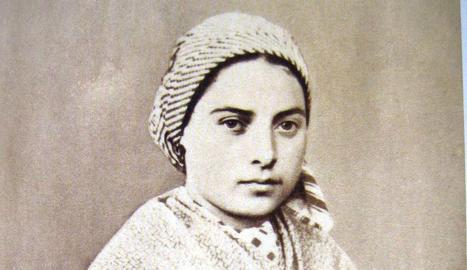 Bernadeta Soubirous.
