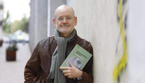 Baulenas va presentar ahir la traducció d''Els camins de la Rut'.