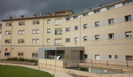 Les instal·lacions del Centre Sanitari Solsonès.