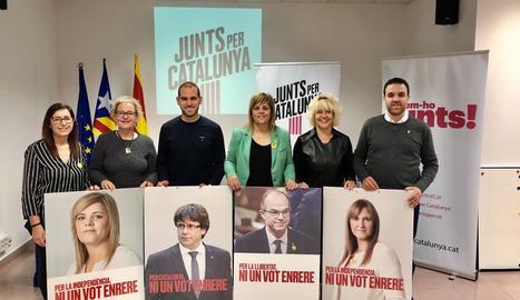 """Cañadell: """"Espero que ERC i la CUP acceptin un grup únic"""""""