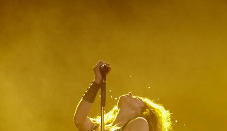 'Shakira in Concert: El Dorado World Tour'