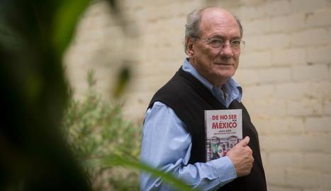 """Josep Maria Murià: """"Mèxic va invertir molts diners a venir a rescatar exiliats republicans"""""""