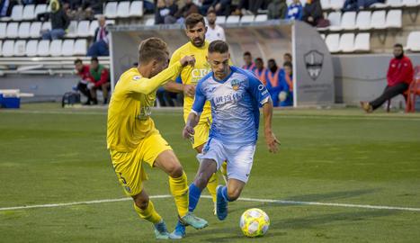 El Lleida és més líder després de golejar 4-0 a l'Oriola
