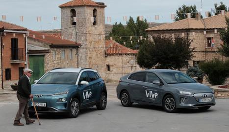 Aquest innovador servei, pioner en el nostre país, arranca a Campisábalos, el poble amb l'aire més net d'Espanya.