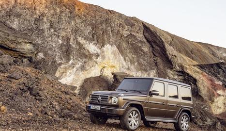 El fabricant Mercedes i el Toyota Yaris, els més valorats segons GEOM.