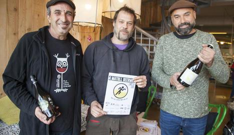Matallonga, Matoll i Carviresa presentaran les novetats dissabte vinent a Belianes.