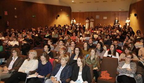 Jornada sobre la prevenció d'úlceres a l'Arnau de Vilanova