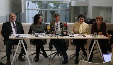 Els observadors internacionals conclouen que el judici de l'1-O al Suprem va vulnerar de forma
