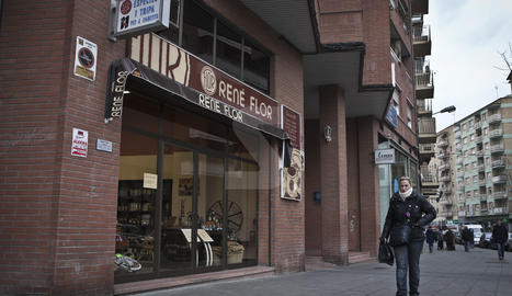 La carnisseria René Flor de Lleida