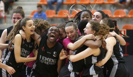 El Femení Maresme es va proclamar campió de l'última edició.