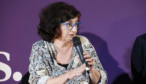 Rosa Lluch i Jaume Asens, possibles candidats a ocupar el ministeri d'Habitatge.