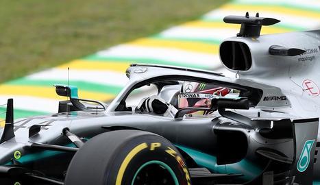 Max Verstappen aconsegueix la 'pole' al Gran Premi del Brasil