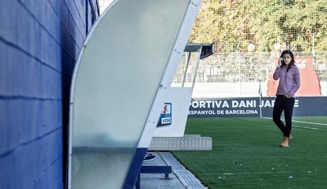 El futbol femení inicia la vaga