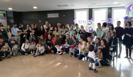 El 8% dels nascuts en l'Arnau de Vilanova de Lleida són prematurs