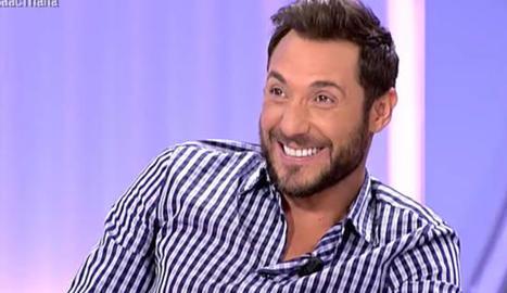 Antonio David, a 'GH VIP'.