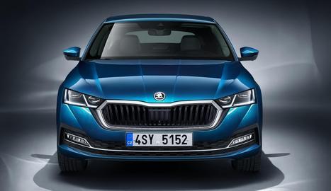 El nou Octavia estrenarà motors dièsel amb potències d'entre 115 i 200 CV.