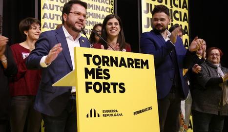 ERC consultarà a la militància el sentit del vot a la investidura de Sánchez