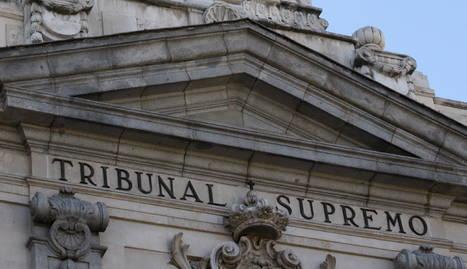 La seu del Tribunal Suprem.