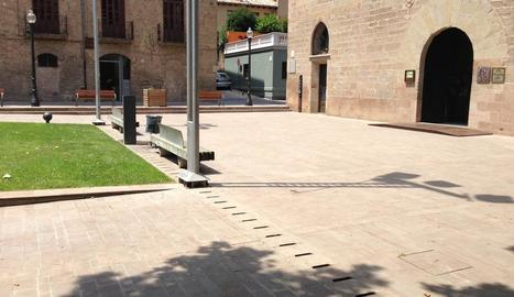El Palau Llobera, seu del consell comarcal del Solsonès.