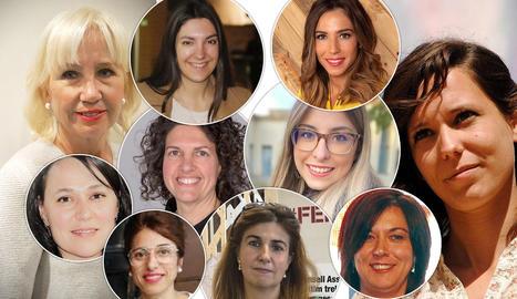 L'associació Ap! Lleida premia avui a la Seu Vella deu dones que destaquen en el sector empresarial de Ponent