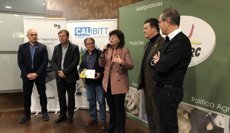 L'empresa Ramon Dalfó d'Alfarràs guanya el Premi Internacional Millor Poma Golden de JARC