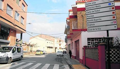 Torrefarrera, una de les poblacions que es beneficia de la planta.