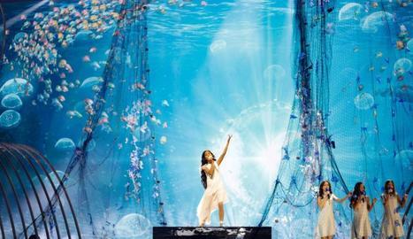 Melani, el reciclatge i 'Eurovisió'