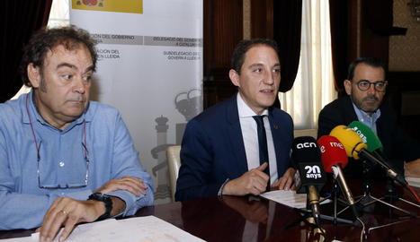Creix un 15% el volum de certificacions per exportar fruita des de la unitat de Lleida