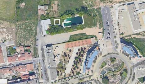 L'ajuntament de Lleida arranja un aparcament provisional a Balàfia