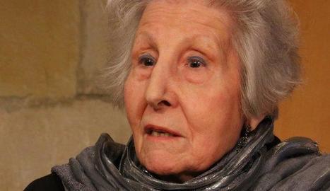 La poeta de Cervera Rosa Fabregat serà present a La Saleta.