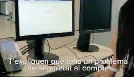 Els Mossos d'Esquadra alerten d'una nova estafa telefònica