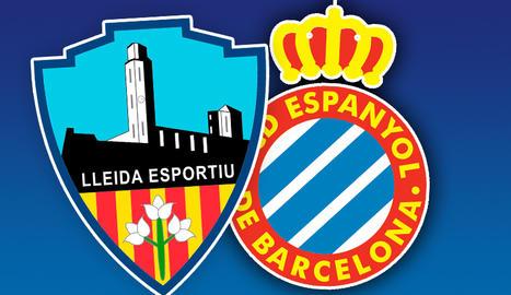 El partit de Copa del Rei entre Lleida i Espanyol ja té dia i hora