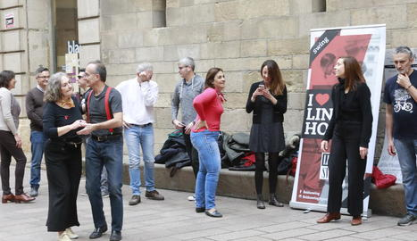 L'Assocació Antisida de Lleida es conjura contra l'estigmatització