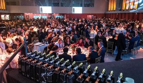Un miler de persones es van citar a la gala en la qual es van repartir els premis Porc d'Or.