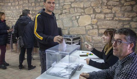 La consulta va registrar un 27,7% de participació.