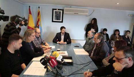 La moció de censura contra Dante Pérez de l'any passat.