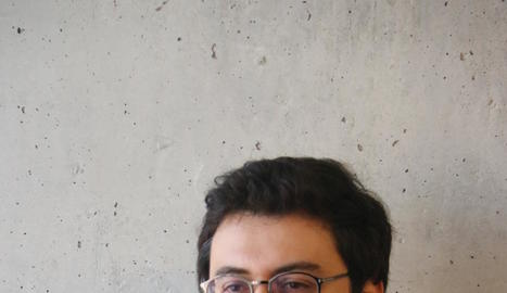 Jordi Nopca és el guanyador de la primera edició del premi Proa.