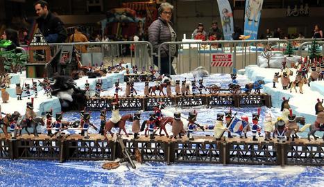 Les figuretes del Playmobil arriben a Lleida