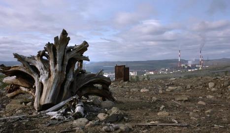 Imatge apocalíptica dels efectes de la contaminació.