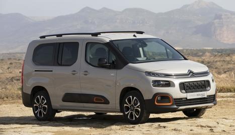 Després de l'èxit de la versió camper del Citroën SpaceTourer, la marca estén la polivalència a un nou segment .