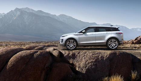 El nou Range Rover Evoque s'emporta el títol al Millor SUV/Crossover en els premis Women's World Car of the Year 2019.