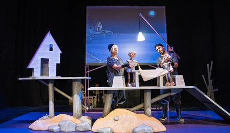 El Centre de Titelles de Lleida estrenarà 'On vas, Moby Dick?', adaptació del clàssic de Melville.