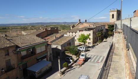 Imatge d'arxiu d'Arbeca, on la Sareb ven una casa.