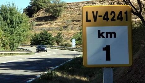 Les obres en els dos primers quilòmetres costaran 1,5 milions.