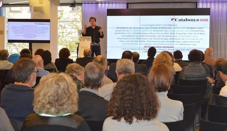 Organitzat per l'Associació Catalana de la Premsa Comarcal.