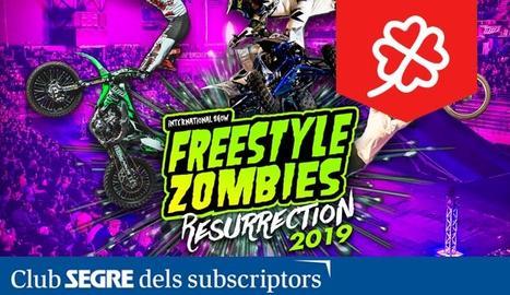 El Freestyle Zombies és un espectacle ple de llum, color, música i una alta dosis d'adrenalina que no deixa indiferent a ningú.
